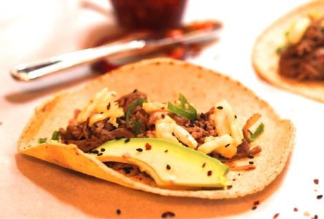 Jackfruit tacos 1